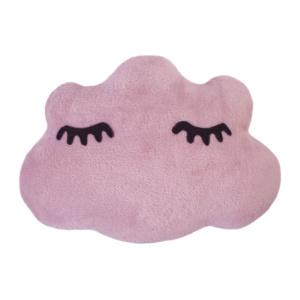 Dusty Pink Fluffy Cloud Scatter