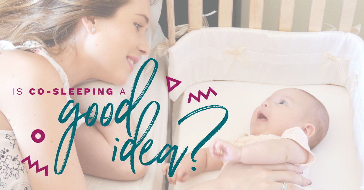 Is co-sleeping a good idea