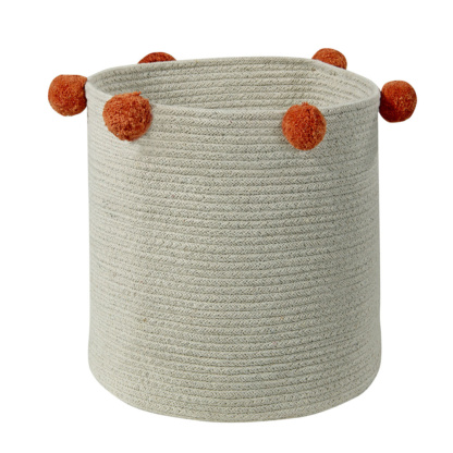 Bubbly Basket - Natural Terracota