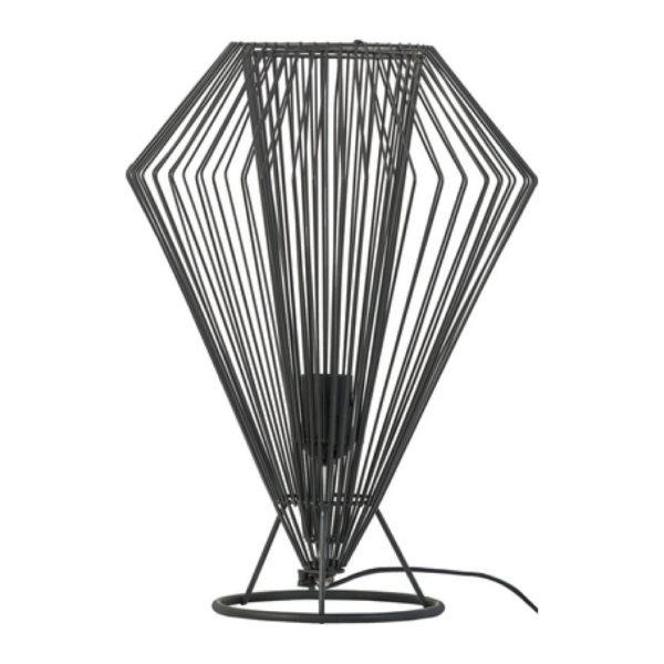 Cesto High Table Lamp - Black