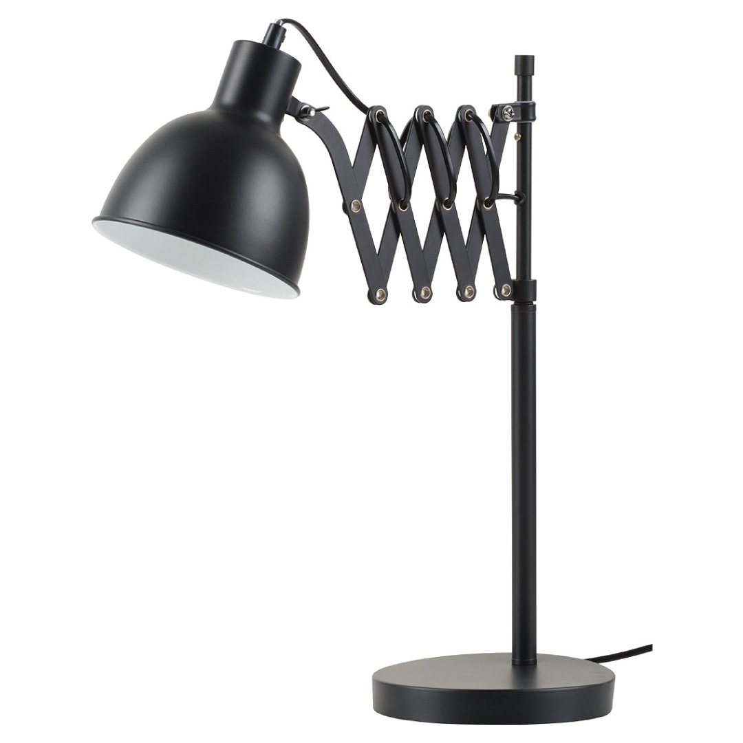 Collo Table Lamp - Black By Vox For Kids Rooms