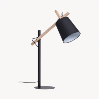 Vox Muse Table Lamp - Black