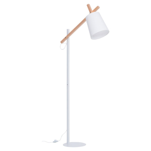 Muse Floor Lamp - White
