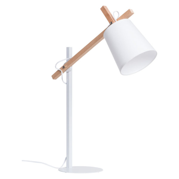 Muse Table Lamp - White