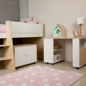 Niko Castle Loft Bed