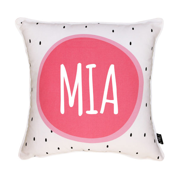 Personalised Scatter - Pink