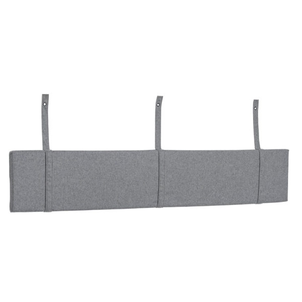 Vox Simple Double Headboard Bolster