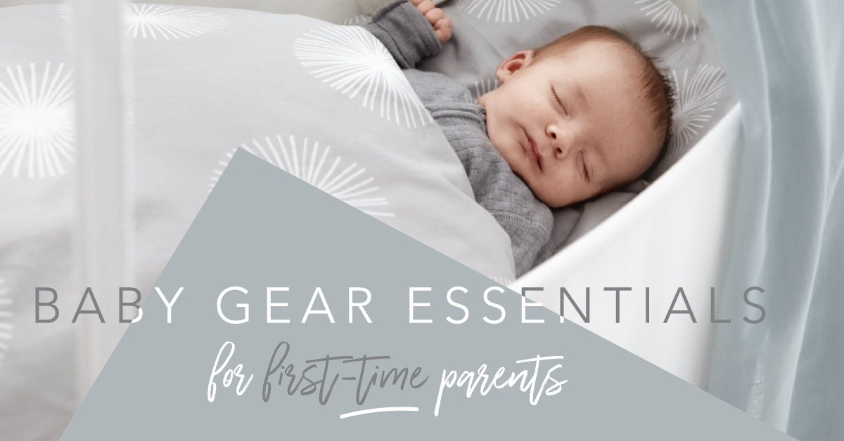 Baby gear essentials