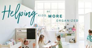 Helping Kids Be More organised