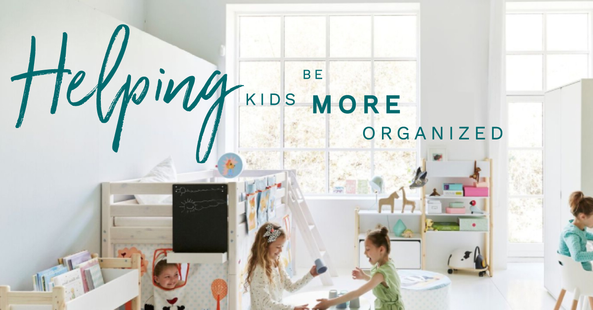 Helping Kids Be More organised