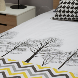 Black forest duvet