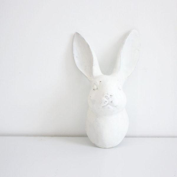 Ceramic Bunny wall hanging