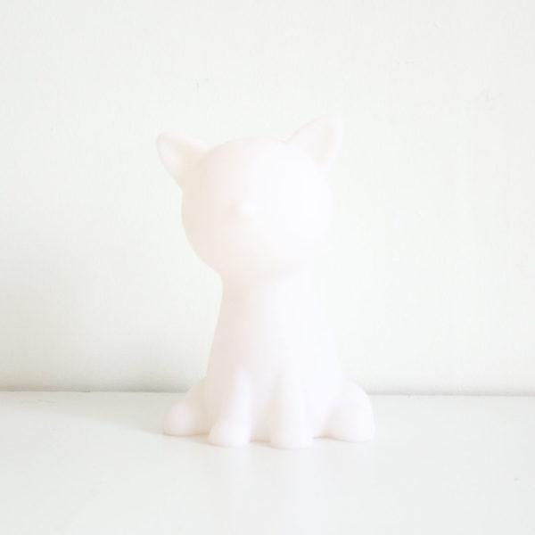 Kitten Night Light