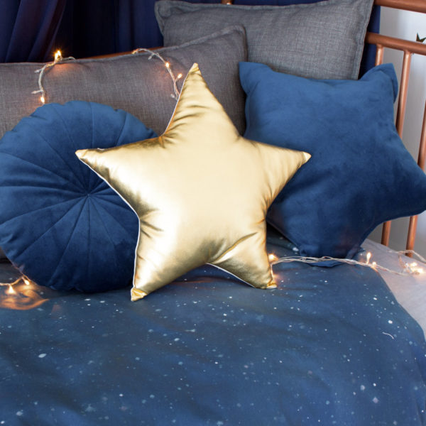 Blue Celestial Duvet Set