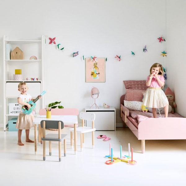 Flexa Girls Bedroom