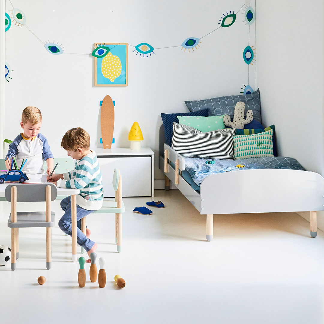 Modern Retro Play Bed By Flexa Clever Little Monkey