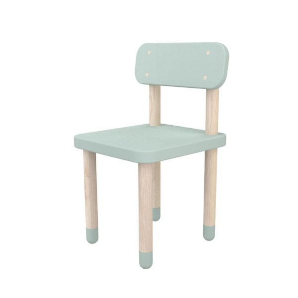 Flexa Play High Back Chair Mint