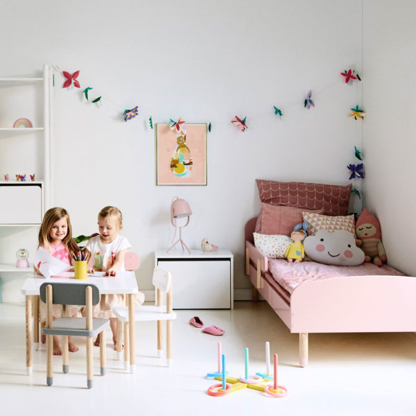 Flexa Play Pink Bedroom