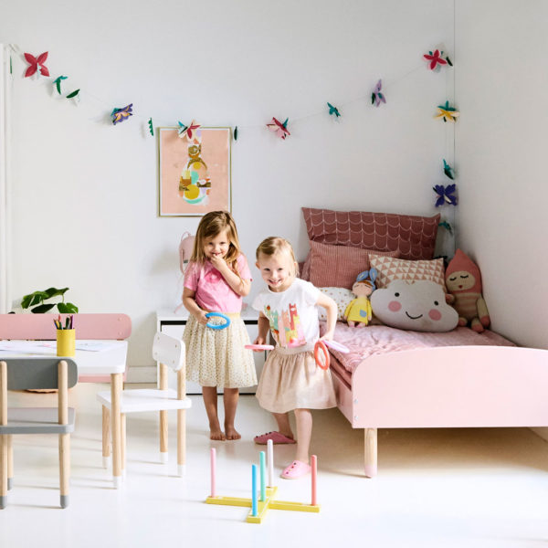 Flexa Play Bed Pink