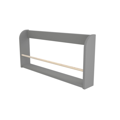 Flexa Play Display Shelf Grey