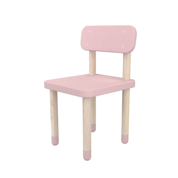 Flexa Play High Back Chair Rose