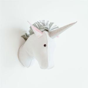 Majestic Unicorn Wall Animal