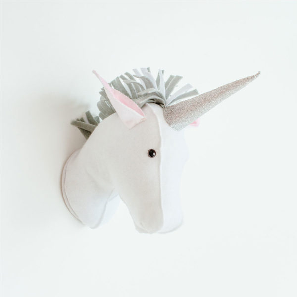 Majestic Unicorn Wall Animal