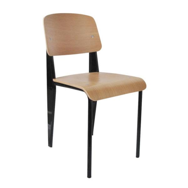 Replica Prouve Chair - Black