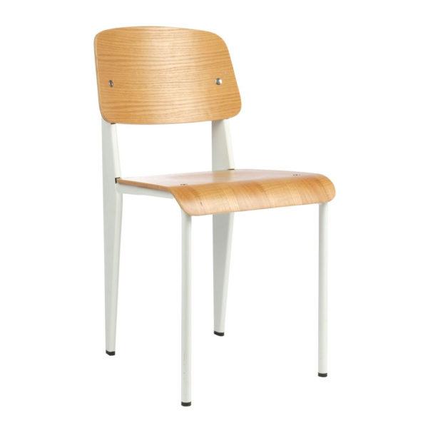 Replica Prouve Chair - White