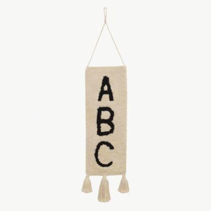 ABC Wall Hanging