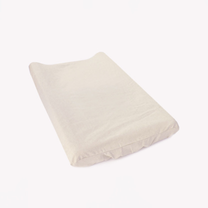 Natural Ivory Change Mat Cover