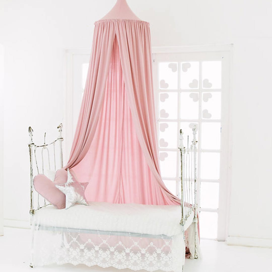 Hanging Tent Canopy - Vintage Pink  sc 1 st  Clever Little Monkey & Hanging Tent Canopy - Vintage Pink | Clever Little Monkey