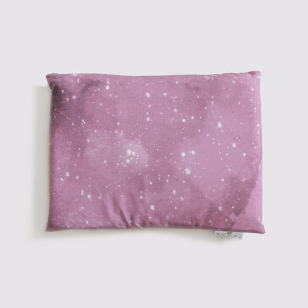 Pink Celestial Baby Pillow