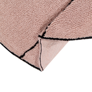 New Collection Lorena Canals Trace Minimalist Rug - Vintage Nude
