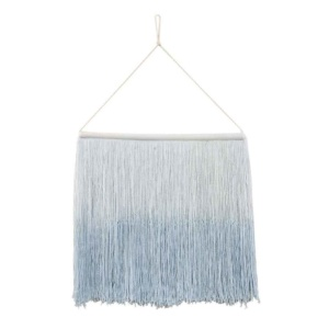 Tie-Dye Wall Hanging - Soft Blue