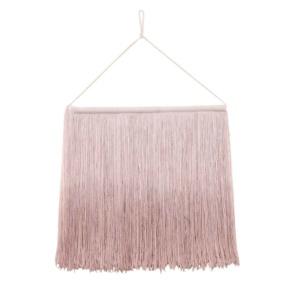 Tie-Dye Wall Hanging - Vintage Nude Pink