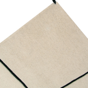 New Collection Lorena Canals Nordic Lines Wool Rug - Natural