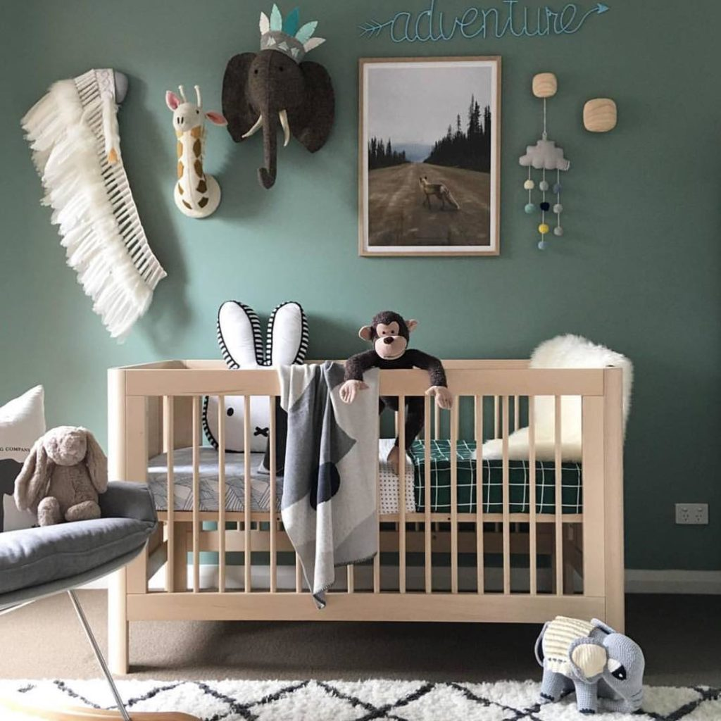 Psychology Of Colour Choosing The Perfect Nursery Colour