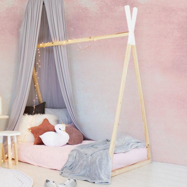 Teepee Toddler Bed & Swan Duvet Set