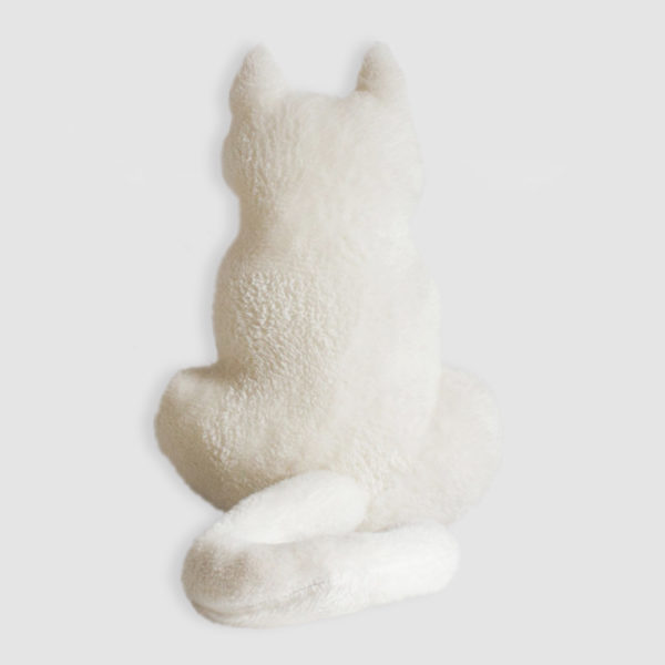Kitty Tail Scatter - Ivory