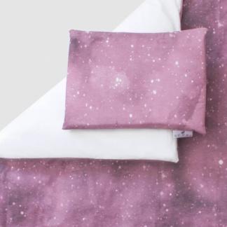 Pink Celestial Cot Set