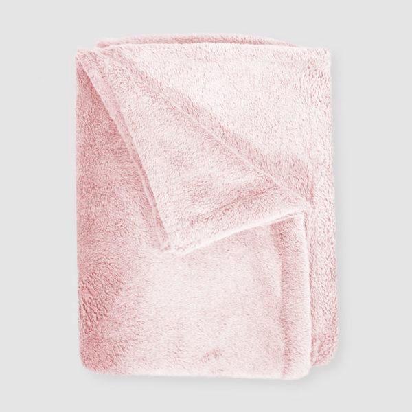 Fleece Blanket - Pink