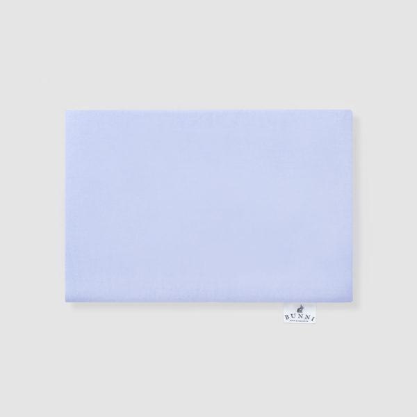 Light Blue Baby Pillow