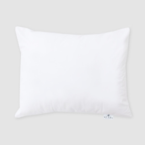 White Toddler Pillow