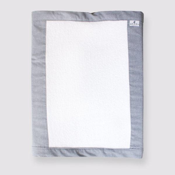Dark Grey Change Mat