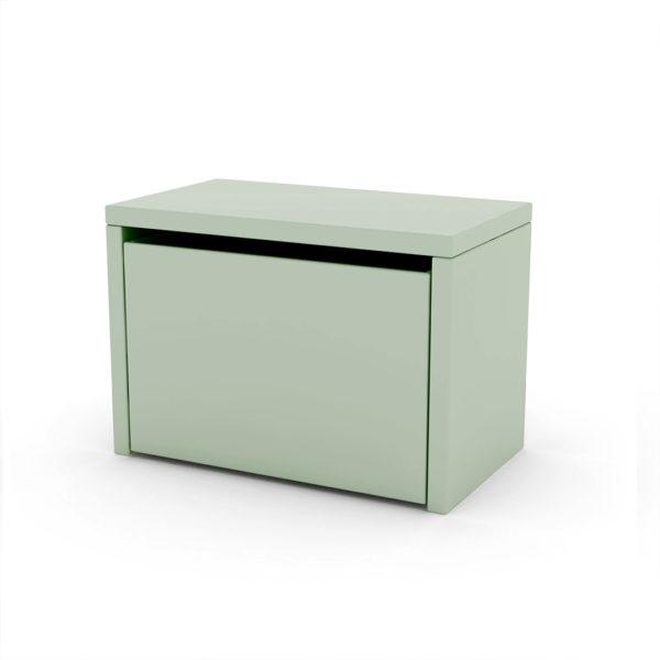Flexa Play Bench & Storage Box - Mint