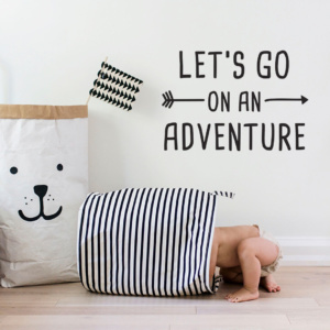 Adventure Decal