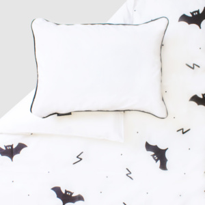 Bats & Bolts Cot Set