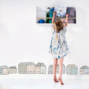Little Houses Decals