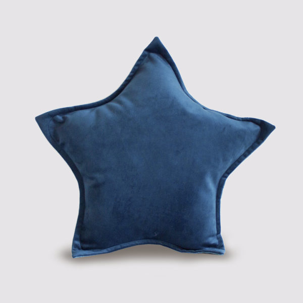 Velvet Star Scatter - Midnight Blue
